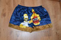 Мужские шорты с Гомером Симпсоном Homer Simpson