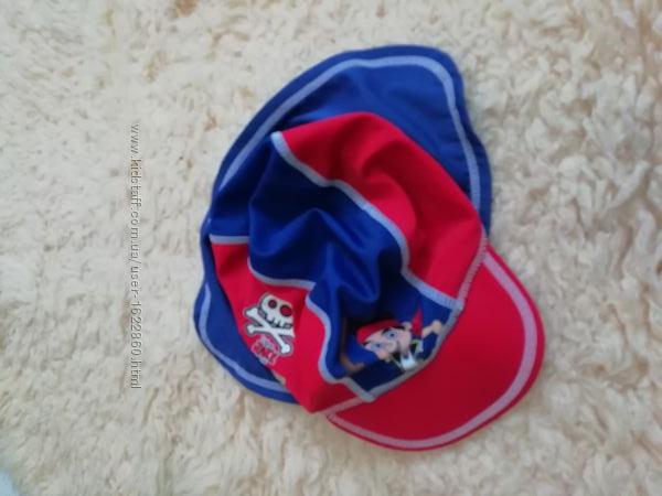 Пляжная кепка на 2-4 года