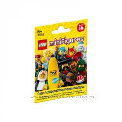 Минифигурки Лего Lego Batman 2 серия, Гарри Поттер, 18 серия и 16 серия