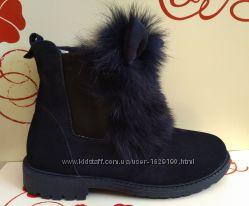 Зимові чоботи для дівчинки a2f6663c8c1b5