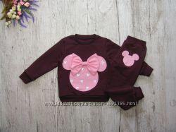 Детский костюм для девочки 86-128