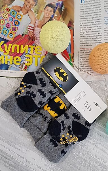 Колготы бэтмен 68 74