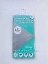 Защитное стекло для galaxy 7