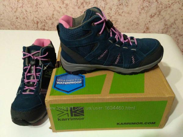 Влагозащищенные прогулочные кроссовки Karrimor Mount. Оригинал
