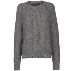 Короткий женский свитер. Оверсайз. Теплый. Оригинал из Англии 45843c861c432