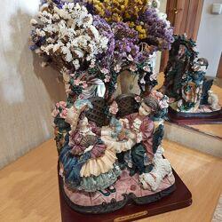 Коллекционная винтажная статуэтка, Голландия, mikes collection