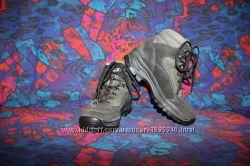 Трекинговые кожаные ботинки Meindl For Actives, Schock Absorber, 25. 5 см