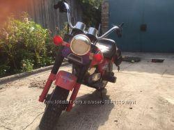 Мотоцикл peg perego