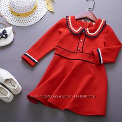 f06aad4ceba Новое красное детское платье