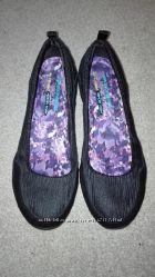 Skechers мокасины туфли балетки memory foam p39