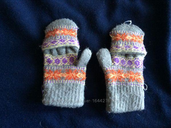 Варежки, перчатки, рукавицы зимние
