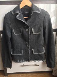В наличии Шерстяной приталенный пиджак