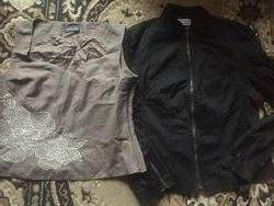 Продам женскую одежду 14 размер S/M