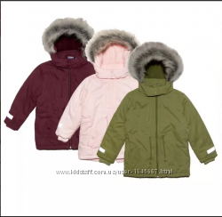 Куртка-парка Lupilu со всеми бирками от 1, 5 до 6 лет