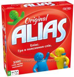 Настольная игра Tactic Элиас Alias 54335