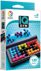 Настольная игра Smart Games IQ Бум SG 423 UKR