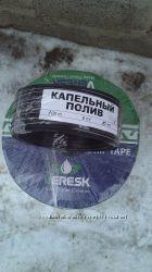 Капельная лента Veresk щелевая