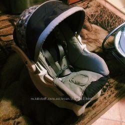 Автокресло Baby Trend Flex-loc США 0