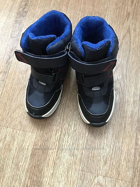 Ботинки термо зимние Lupilu размер 26, на ногу 15,5-16 см