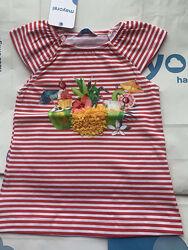 Футболка футболочка для дівчинки mayoral майорал