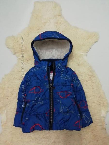 Шикарная куртка деми на 1, 5-2 года