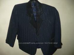 Пиджак нарядный на мальчика 98р.