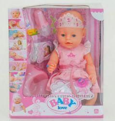 Пупс Baby Born Вl 018 B-S функциональный