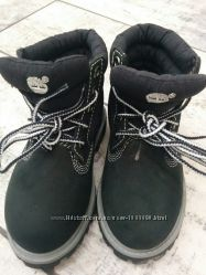 Детские ботинки Timberland из кожи