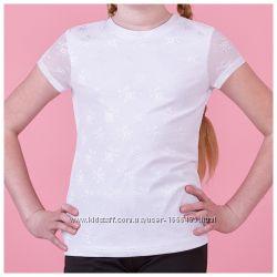 Блузка для девочки  zironka рост 116, 122, 128, 134, 140. 146, 152