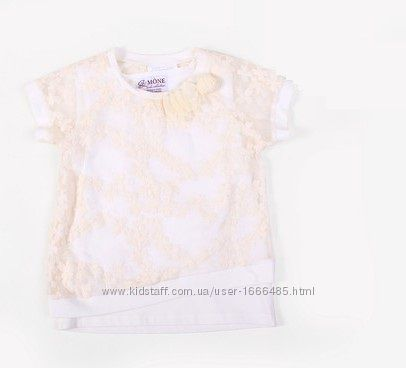 Комплект майка  блуза  MONE рост 128