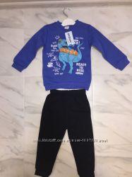 Детский спортивный теплый костюм для малыша PAFFUTO