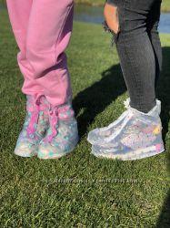 Чехлы-дождевики на обувь
