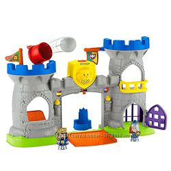 Замок могучего короля Fisher-Price Little People Mighty Kings Castle