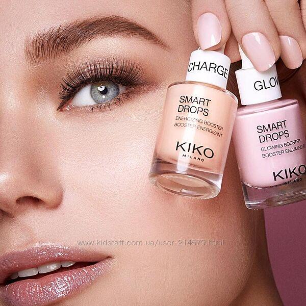 kikocosmetics kiko milano бустер для лица с бодрящим эффектом сыворотка