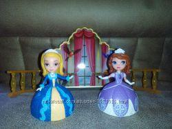 Disney Sofia Mattel София прекрасная Игровой набор Танцующие сестры