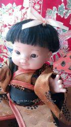 Коллекционная кукла Paola Reina Паола Рейна в авторском образе Мулан