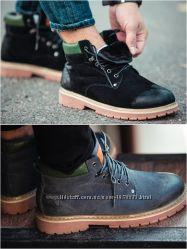 Мужские зимние ботинки Оригинал South Forest, р. 41-45, SOF9998-9