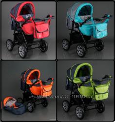 Новая детская коляска-трансформер Karina Отличная цена