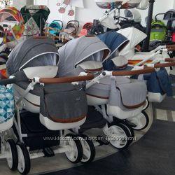 Детская коляска 2 в 1 Bexa Ideal New 2017