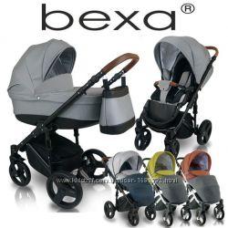 Детская коляска 2 в 1 Bexa Ultra  Польша Отличная цена