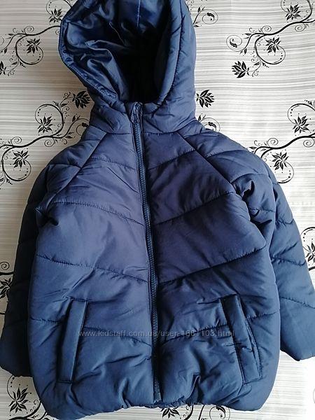 Курточки для мальчика, деми сезонные
