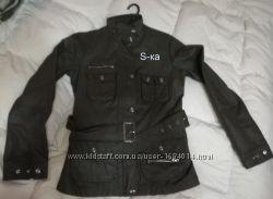 Куртка цвета хаки фирмы colins S - ка