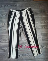Штаны полосатики 14 размера, длина - 96 см