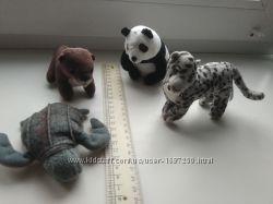 National geografic  животные выдра панда черепаха макдональдс хеппи мил