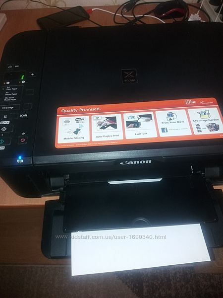 Принтер Canon 3240 цветной б/у