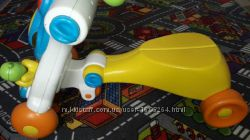 Продам Ходунки-каталка Weina развивающий центр 2 в 1 Верхом на роботе