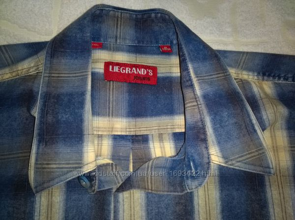 LIEGRAND&acuteS jeans