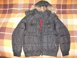 Мужская зимняя куртка пуховик размер L 50-52