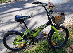 Велосипед Racer в хорошем состоянии
