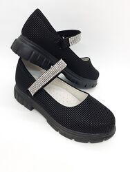 Туфли на девочку 32-37 р. W. niko в школу